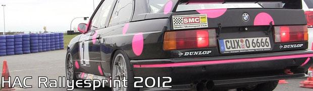 HAC Rallyesprint 2012