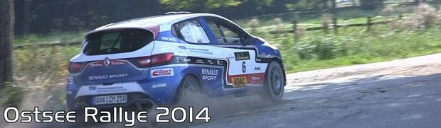 Ostsee Rallye 2014