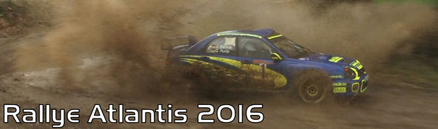 Rallye Atlantis 2016