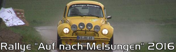Rallye Auf nach Melsungen 2016