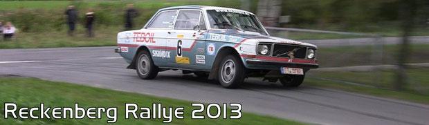 Reckenberg Rallye 2013