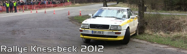 Rallye Knesebeck 2012