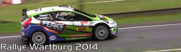 Rallye Wartburg 2014