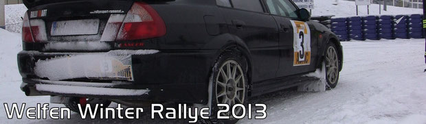 Welfen Winter Rallye 2013