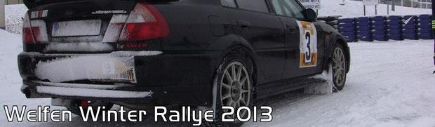Welfen Winter Rallye 2013