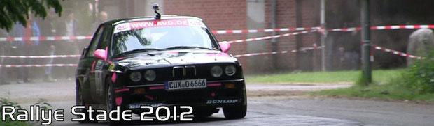 Rallye Stade 2012