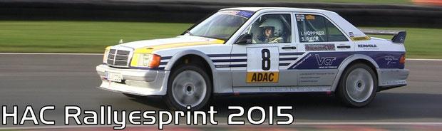 HAC Rallyesprint 2015