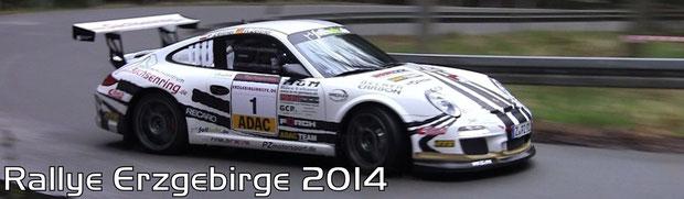 Rallye Erzgebirge 2014