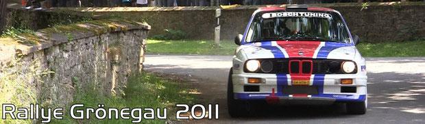 Rallye Grönegau 2011