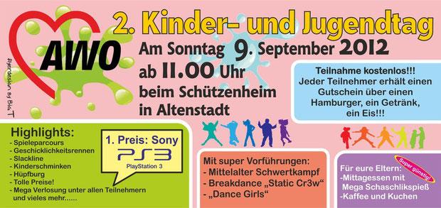 AWO Kindertag 2012