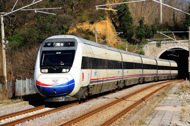 TCDD Class 65000 Türkei Bahnfoto P.Trippi