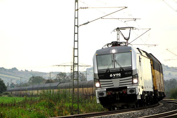 Siemens Vectron BR 193 VTG Bahnfoto P.Trippi