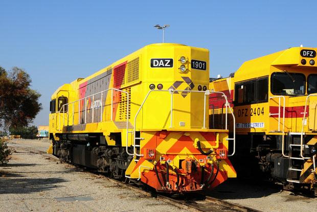 Aurizon Australien Bahnfoto P.Trippi