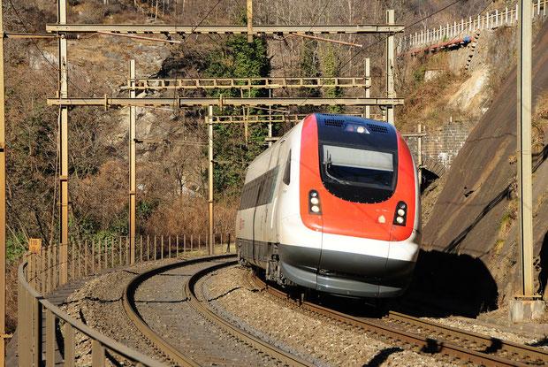 SBB ICN Bahnfoto P.Trippi