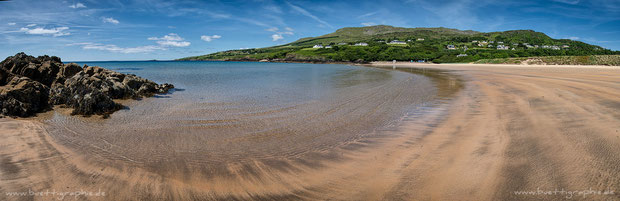 fintragh bay (donegal) pano