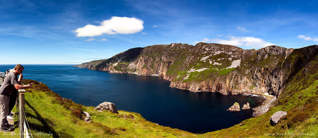 slieve-league (donegal) pano
