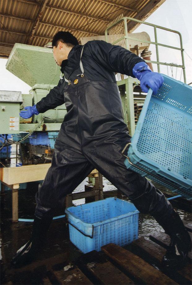 クレモナ水産胴付き長靴