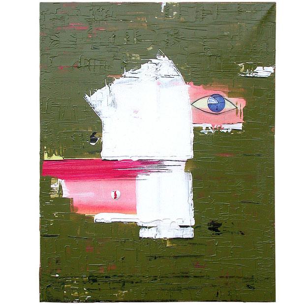 Kunst aus Nussdorf / Acryl auf Leinwand von Bürtin