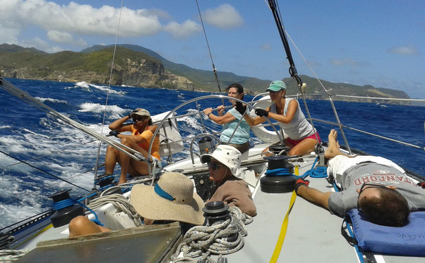 Round Island Race St Lucia