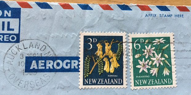 Briefmarken Neuseeland stamps New Zealand