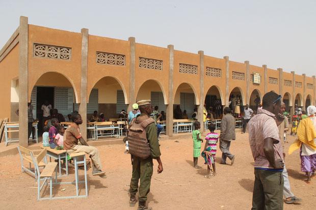 Primarschule in Djoaboani
