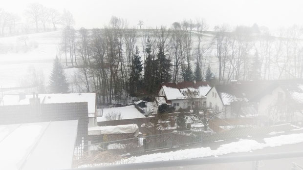 Winter zuhause in Rottum