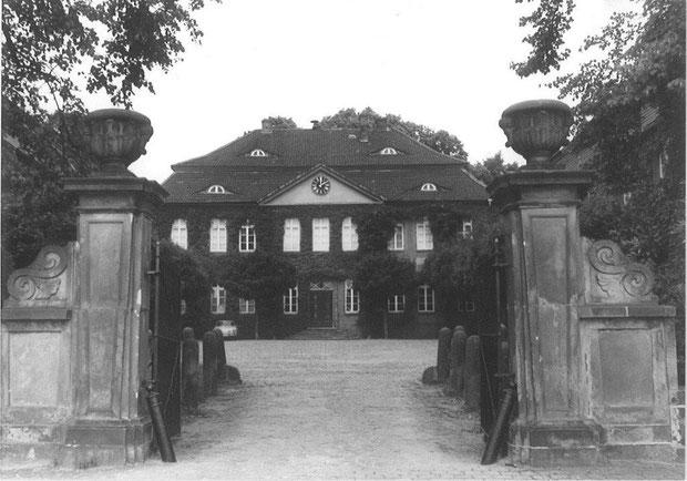 Das Rittergut in Rethmar