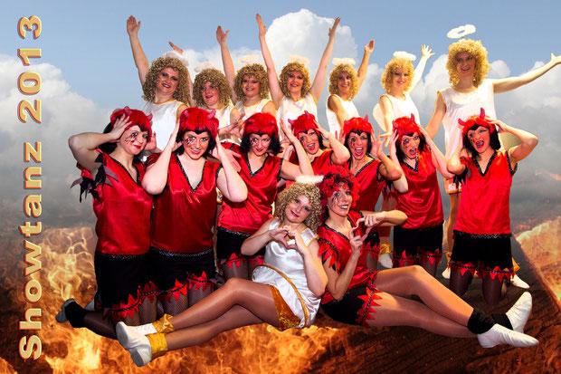 Showtantgruppe 2012 / 2013