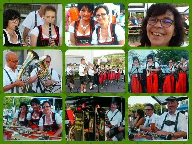Musikfest Rück- Schippach