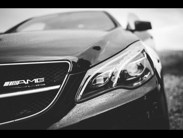 Mein Mercedes Benz E-Klasse Sportcoupe, das ich zwischen 2016 und 2020 gefahren bin.