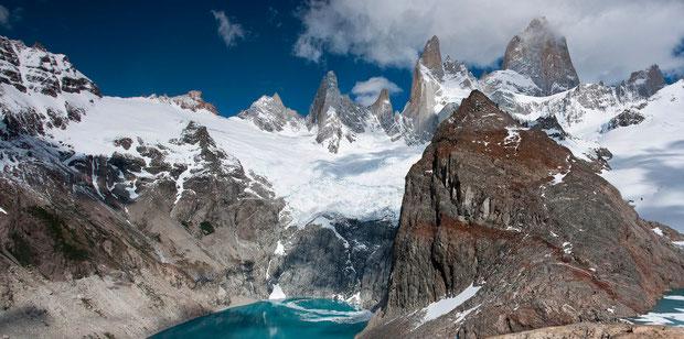 Fitz Roy, Patagonien