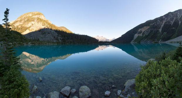 Upper Joffrey Lake, Kanada