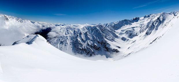 Stubaier Alpen, Tirol