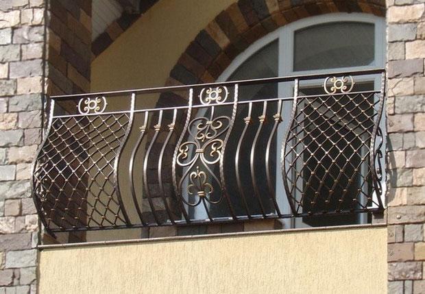 кованые балконы в кургане