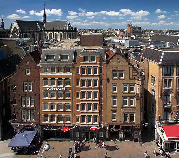 отель амстердам