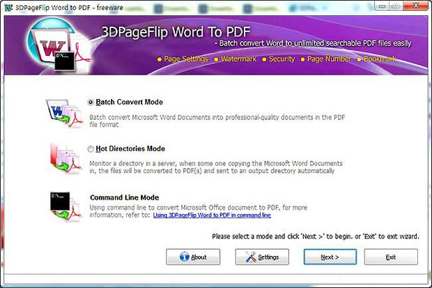 3DPageFlip