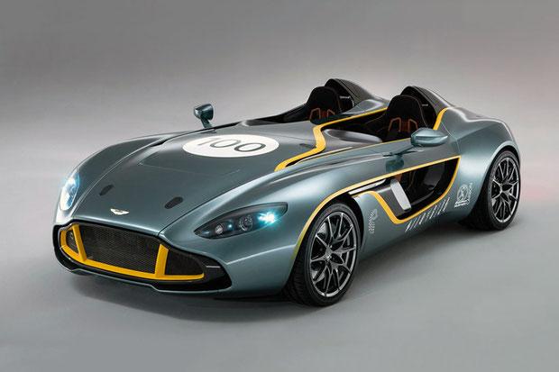 Aston Martin дизайн