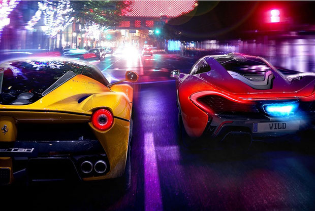 LaFerrari vs. McLaren P1
