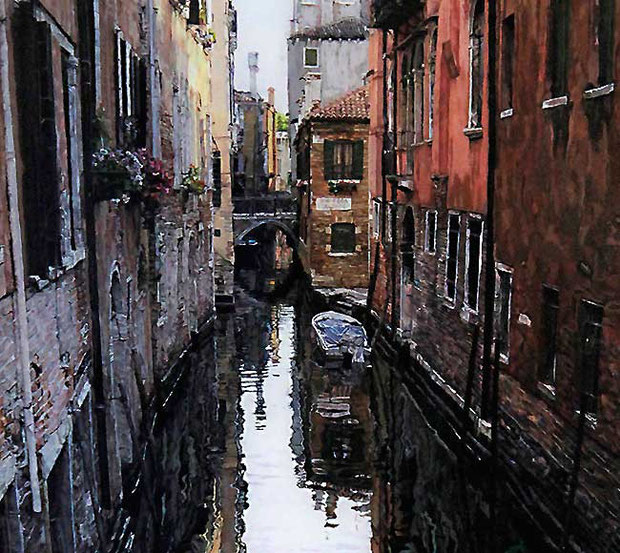 живопись венеция