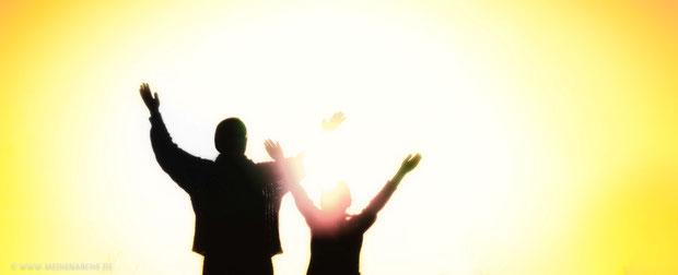 Wem Vertraue ich? Dem menschlichen Geist oder dem heiligen Geist?
