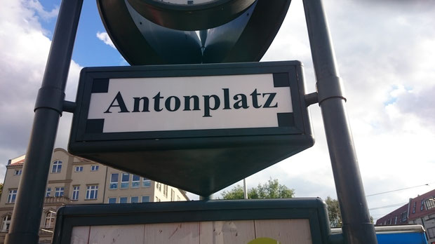 Wochenmarkt Antonplatz Berlin Kartoffeln