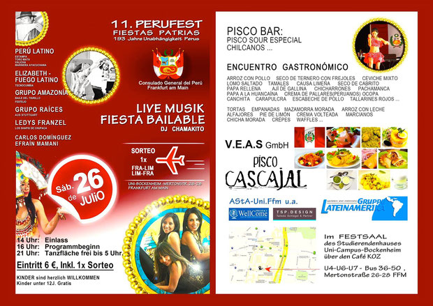 11.PERUFEST 2014 FIESTA PERUANA