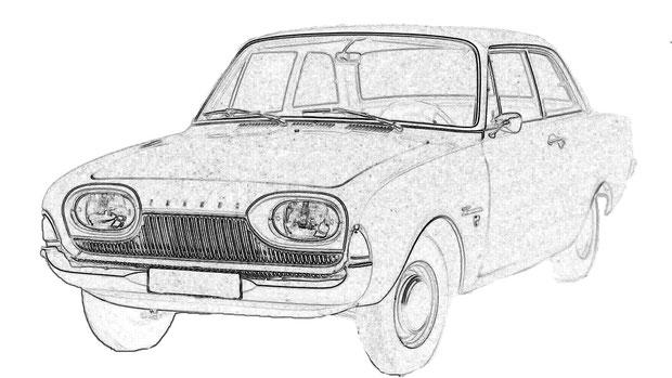 Ford Transit 17M (Badewanne)