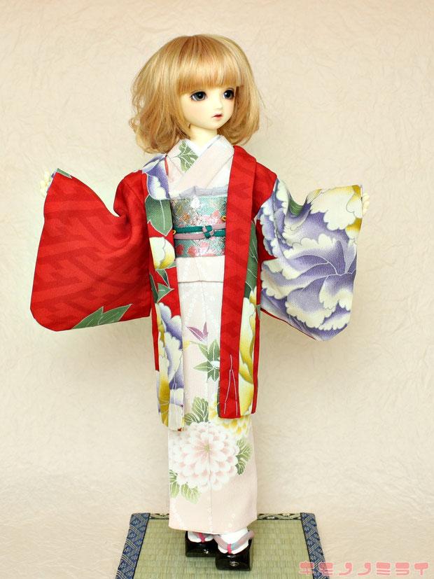 SDM 着物,SD 羽織,Dollfie kimono