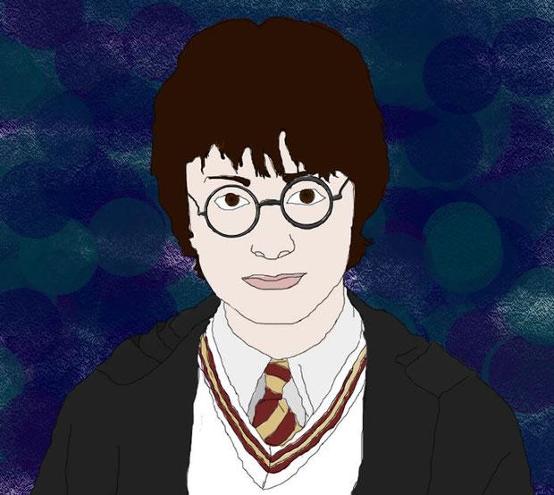 """Harry Potter"" - PhoenixWM"