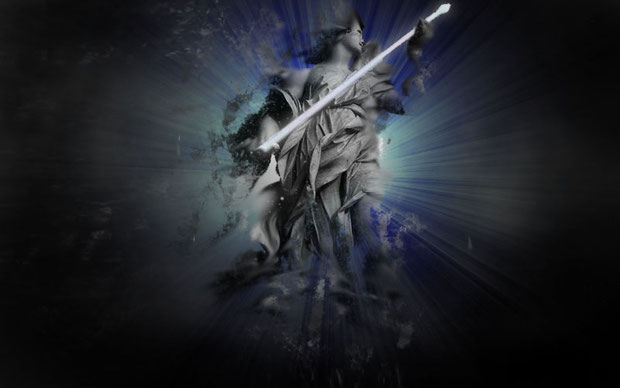 """Shattering Angel"" - AidanW"
