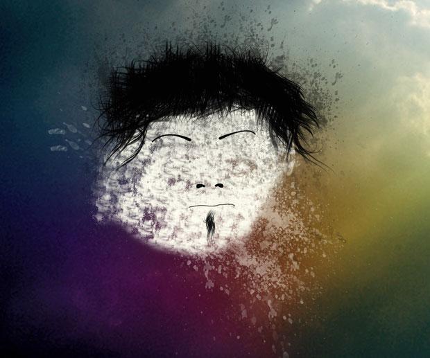 Grunge Portrait (Miriah C)