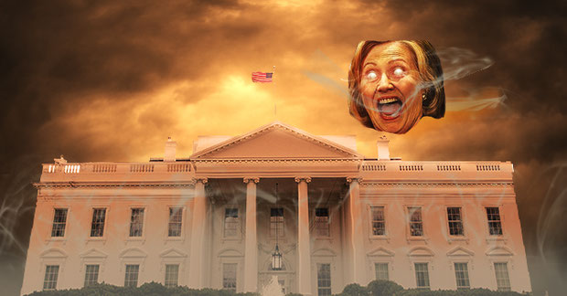 """Apocalyptic Whitehouse"" - ColbyD"
