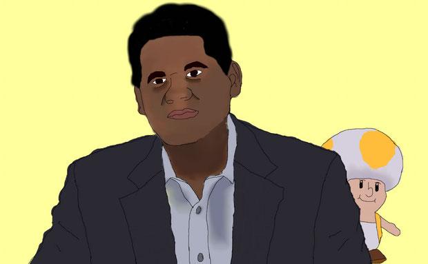 """Reggie Filsaime"" - TommyL"