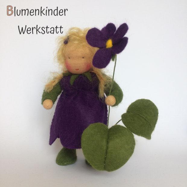 Blumenkinderwerkstatt  Mütterchen Tau Keimling